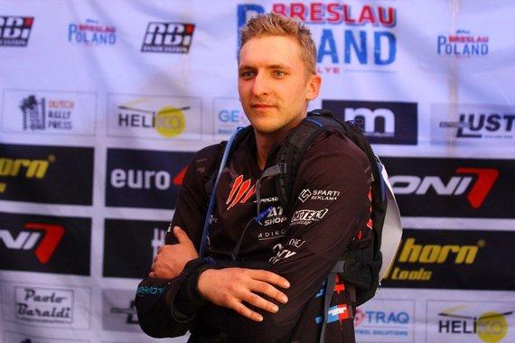 """Tomo Markelevičiaus / 15min nuotr./""""Rallye Breslau"""" formalumai"""