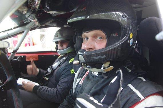 """Komandos nuotr./""""Vaidota Racing Team"""""""