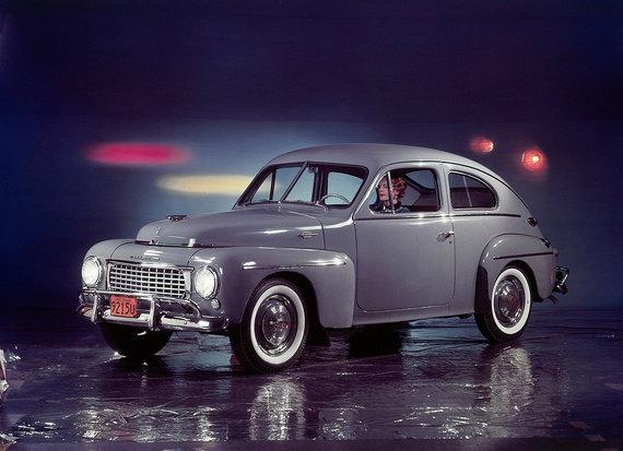"""Volvo"" nuotr./""Volvo PV444"""