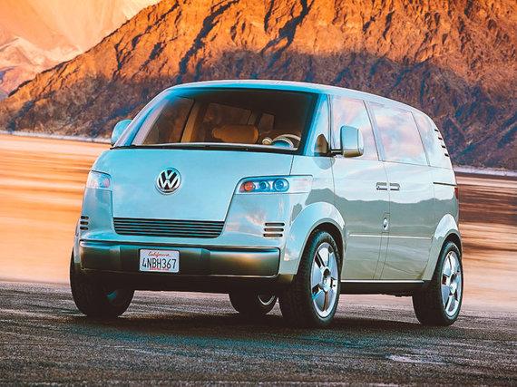 "theplaidzebra.com nuotr./""Volkswagen"" hipių autobusiuko koncepcija"