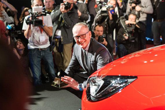 Algirdo Venskaus / waska.lt nuotr./Europos metų automobilio apdovanojimai