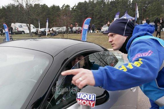 Valdo Čičinsko / fotovaldas.com nuotr./Varžybų akimirka