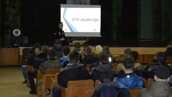 Organizatorių nuotr./KTK akademija