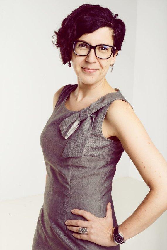 CV ONLINE LT marketingo vadovė Rita Karavaitienė