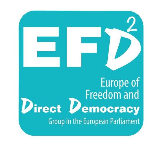 EFD logotipas