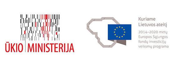 UKmin ir ES logotipai