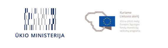 Ūkio ministerija ES fondas