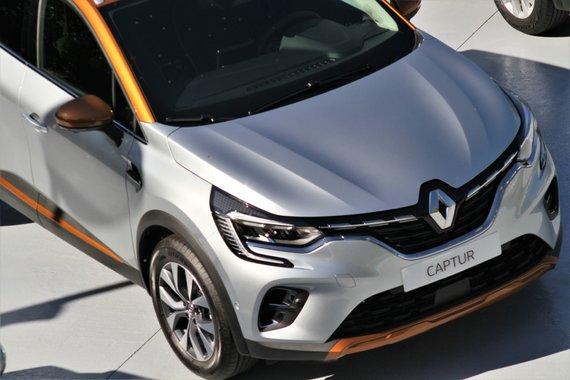 """Alvydo Januševičiaus / 15min nuotr./""""Renault Captur"""" – pavairuok ateitį jau šiandien"""
