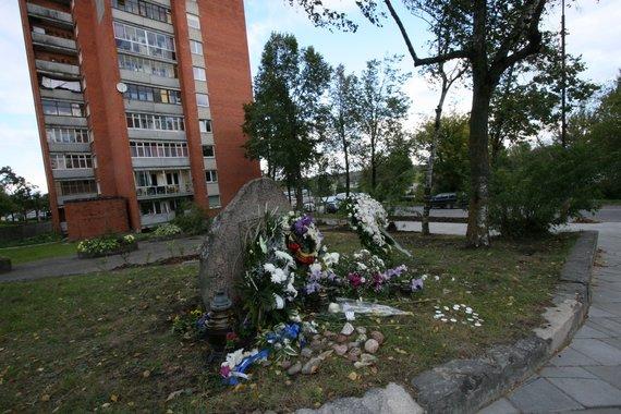 Alvydo Januševičiaus nuotr./Šiaulių getas. Vardų skaitymai