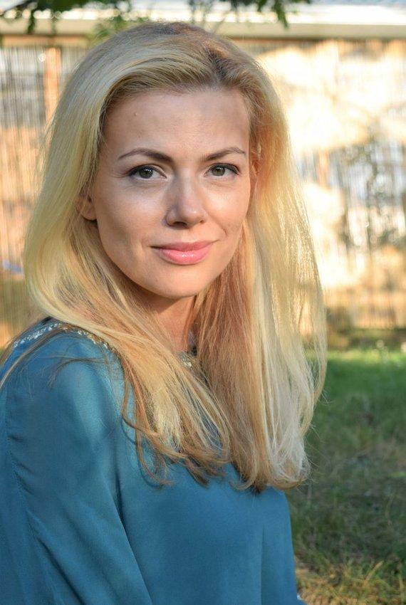 Asmeninio archyvo nuotr./Astrologė Viktorija Greviškienė