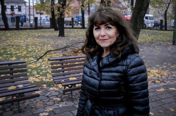 G.Navickaitės nuotr./Joana Tarasevičienė