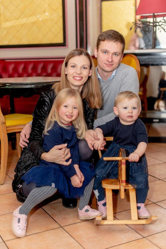 Evgenios Levin nuotr./Kukulskių šeima
