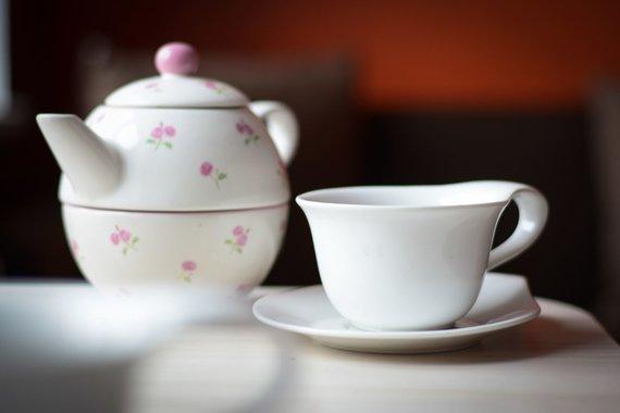 Ingridos Pociūtės nuotr./Atviras pokalbis prie arbatos puodelio