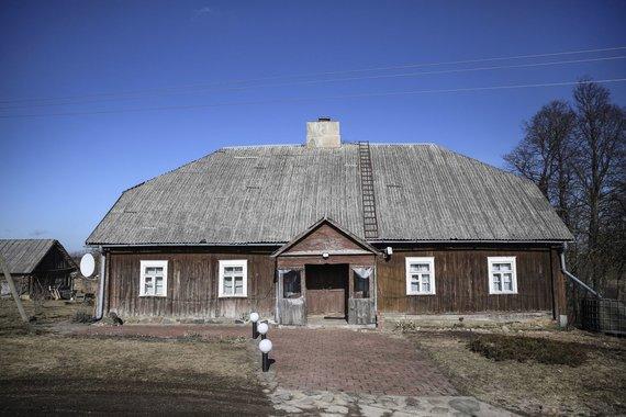 Asmeninio archyvo nuotr./A.Vosylės namas