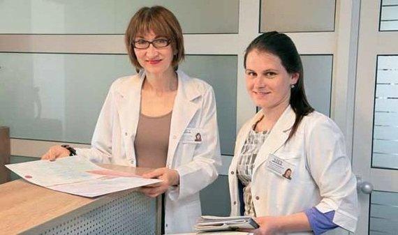 Asmeninio archyvo nuotr./Giedrė Bulotienė (kairėje)