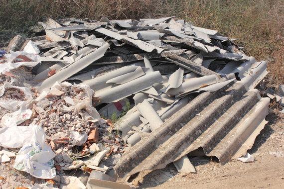 123RF.com nuotr./Asbestas