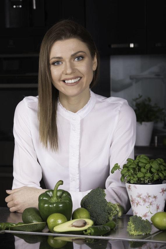 Asmeninio archyvo nuotr. /Mitybos mokslo ir sveikos gyvensenos specialistė Deimantė Rapalytė