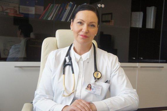 Z.Katkienės nuotr./Nora Kupstytė-Krištaponė