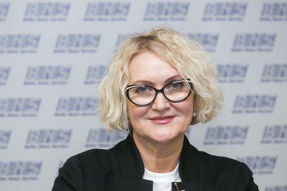 """Asmeninio archyvo nuotr. /Asociacijos """"Demetra"""" vadovė Svetlana Kulšis"""