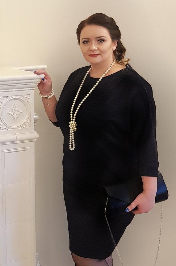 Asmeninio archyvo nuotr. /Olga iki pokyčių svėrė 119 kg