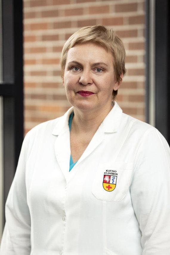 Asmeninio archyvo nuotr. /Kauno klinikų Reprodukcinės medicinos centro vadovė doc. dr. Eglė Drejerienė