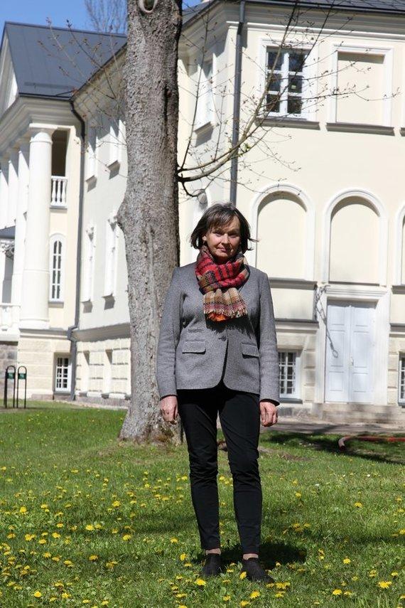 Asmeninio archyvo nuotr. /Prof. Ona Ragažinskienė