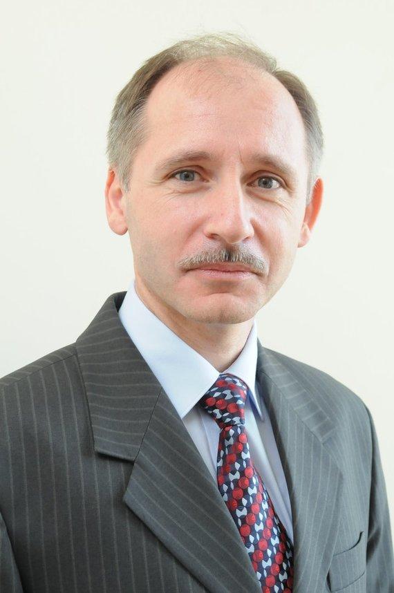 Asmeninio archyvo nuotr. /Gydytojas pulmonologas prof. Edvardas Danila