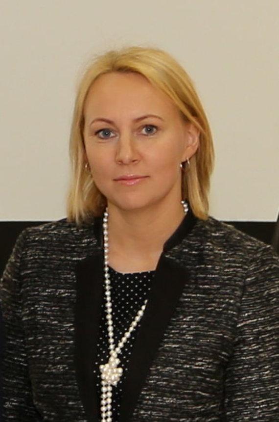 Asmeninio archyvo nuotr./Advokato padėjėja Sandra Stankevičienė.
