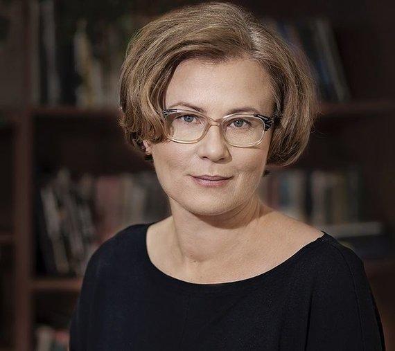 Asmeninio archyvo nuotr./Psichologė-psichoterapeutė Asta Groblytė