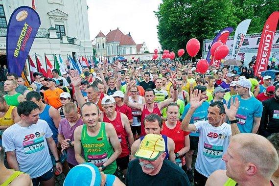 A.Didžgalvio nuotr./Kauno maratonas 2017-aisiais