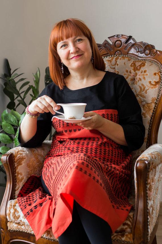 Ingridos Pociūtės nuotr./Jurgita Vasiliauskienė