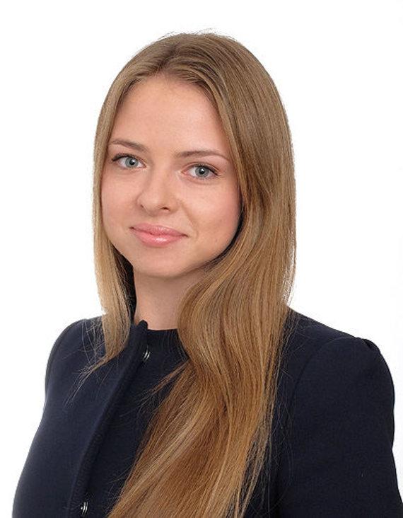 Asmeninio archyvo nuotr./Teisininkė Monika Jakutavičiūtė.