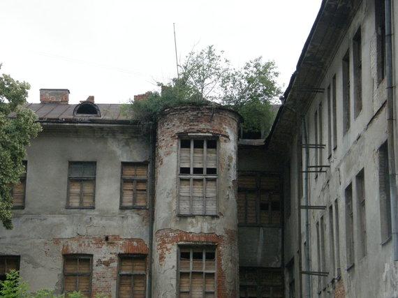 Sauliaus Tvirbuto nuotr./Kauno žydų ligoninė