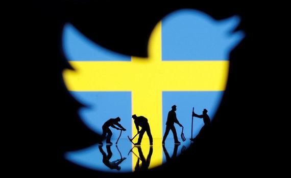 """""""Reuters""""/""""Scanpix"""" nuotr./SD aktyviai veikia socialiniuose tinkluose"""