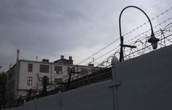 """Scanpix""/AP nuotr./Maskvos Lefortovo kalėjimas"