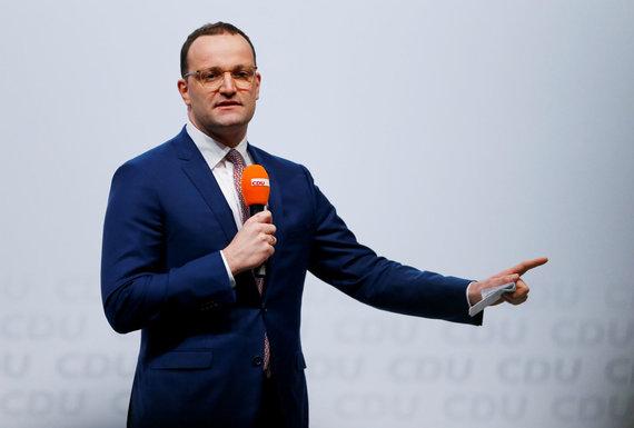 """""""Reuters""""/""""Scanpix"""" nuotr./Jensas Spahnas"""