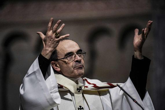 """AFP/""""Scanpix"""" nuotr./Philippe'as Barbarinas"""