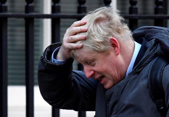 """""""Reuters""""/""""Scanpix"""" nuotr./Borisas Johnsonas"""