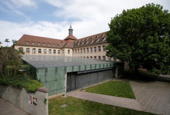 """""""Reuters""""/""""Scanpix"""" nuotr./Elitinė Nacionalinė administravimo mokykla Strasbūre"""