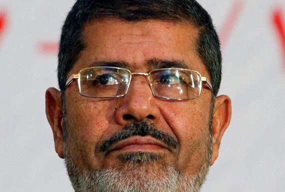 """Reuters""/""Scanpix"" nuotr./Mohamedas Mursi"