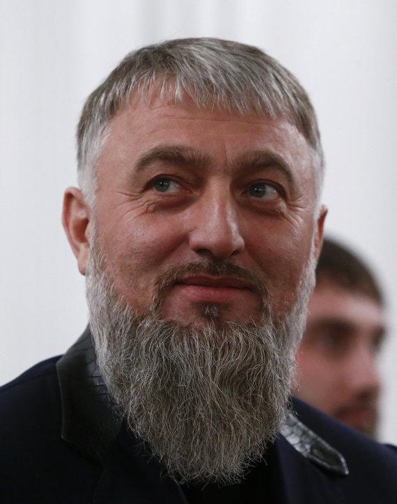"""""""Reuters""""/""""Scanpix"""" nuotr./Adamas Delimchanovas"""