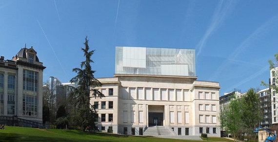 E.Digrytės nuotr./Europos istorijos namai Briuselyje