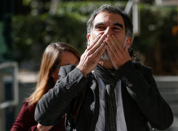 """Reuters""/""Scanpix"" nuotr./Jordi Cuixartas"