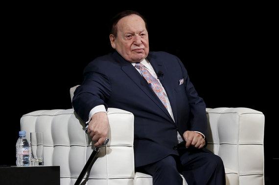 """Reuters""/""Scanpix"" nuotr./Sheldonas Adelsonas"