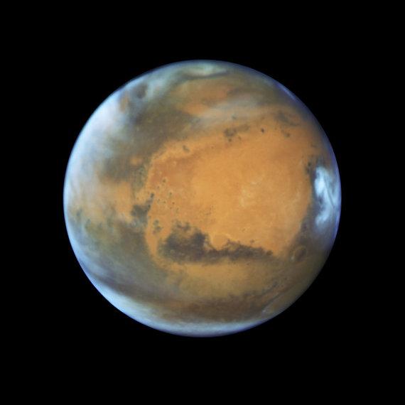 """""""Scanpix""""/AP nuotr./Marso planeta"""