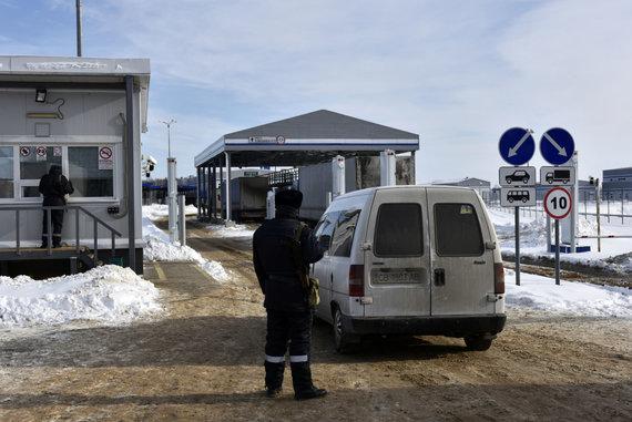 """""""Scanpix"""" nuotr./Siena tarp Rusijos ir Baltarusijos"""