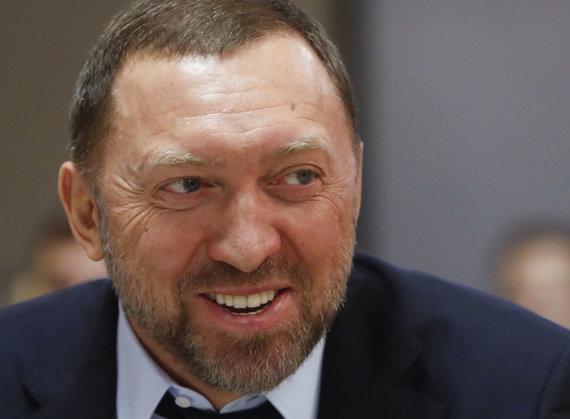 """Reuters""/""Scanpix"" nuotr./Olegas Deripaska"