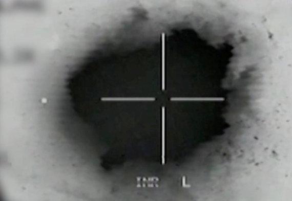 """""""Reuters""""/""""Scanpix"""" nuotr./Izraelio smūgis branduoliniam reaktoriui Sirijoje"""