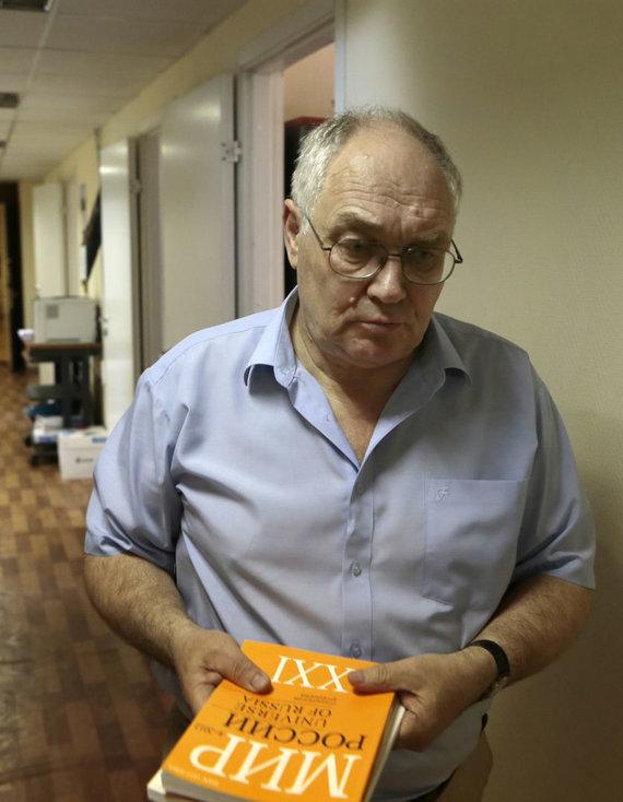 """Scanpix""/AP nuotr./Levas Gudkovas"