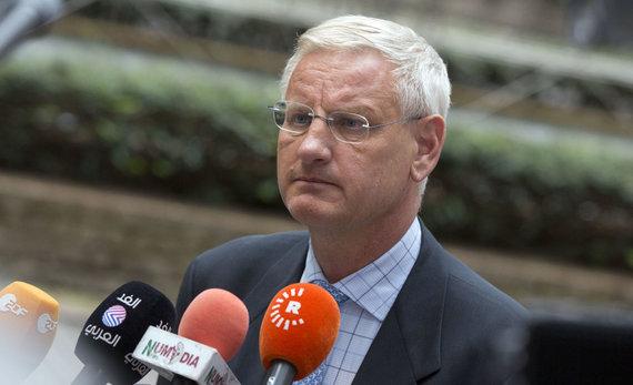 """Scanpix""/AP nuotr./Carlas Bildtas"